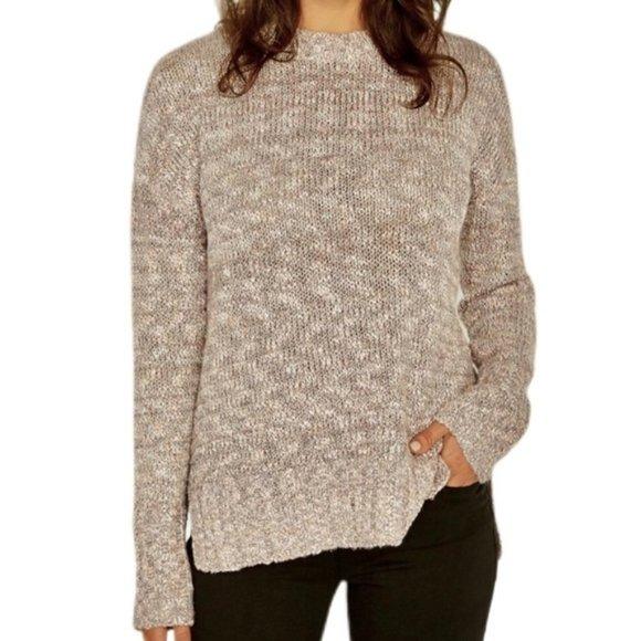 🦩3/$23 Buffalo Stretch Beige Metallic Sweater